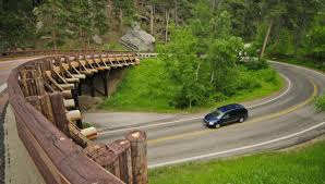 peter norbeck scenic byway scenic drives activities custer