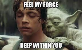 Luke Meme - creepy luke and yoda imgur