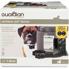 guardian by petsafe wireless fence walmart com