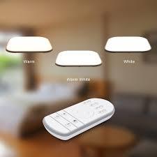 Wohnzimmerlampe Anklemmen Hengda 48w Led Deckenleuchte Deckenlampe Wohnzimmer Bad Küche