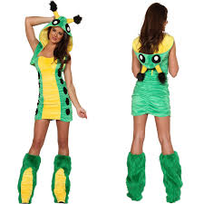 Halloween Animal Costumes Adults Aliexpress Buy Arrival Green Insect Cute