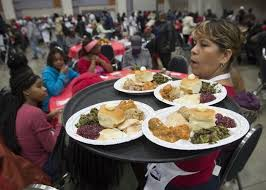 amnewyork soup kitchens serving thanksgiving meals soup