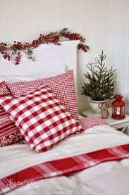 christmas themed bedding 1000 images about christmas bedroom