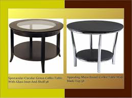 38 round coffee table stunning coffee tables