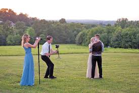 wedding videographer in living color central virginia bridal guide magazine