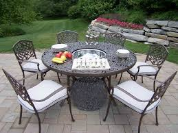 Patio Table Grill Ice Bucket Patio Table Gccourt House