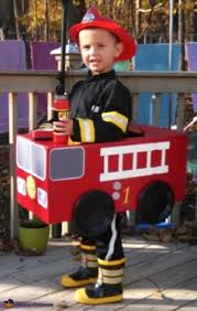 Fireman Halloween Costume Fireman Fire Truck Costume Costume Works Halloween Costume