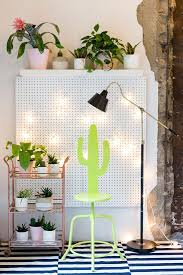Jungalow Add This Quirky Diy Cactus Stool To Your Jungalow Brit Co
