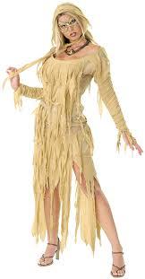 Mummy Halloween Costume Womens Mummy Queen Costume Costume Craze