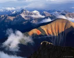 sultan mountain san juan mountains colorado mountain