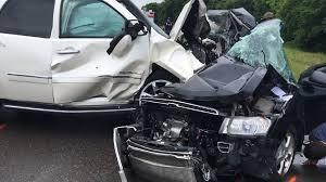 Black Mustang Crash Crash Claims The Life Of Mustang Woman Kokh