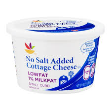Cottage Cheese Low Fat by Sb Cottage Cheese Small Curd Lowfat No Salt Added From Giant Food