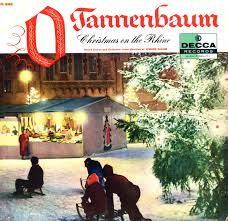 o tannenbaum christmas on the rhine werner muller