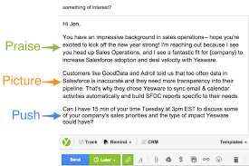 9 cold email formulas and the science behind why they work