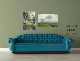 Travel Decor by Photo Print Sets Loudwaterfallphoto