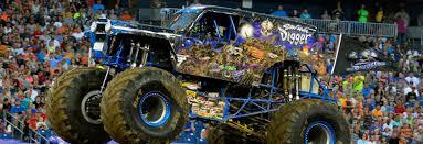 monster truck show massachusetts anderson buetow take nashville wins monster jam