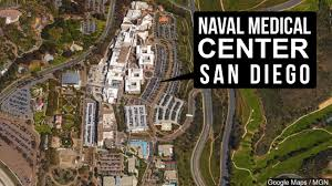 San Diego Naval Base Map by Update No Sign Of A Gunman Or A Shooting At Naval Medical Center