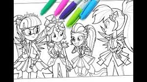mlp eg coloring pages hmongbuy net my little pony coloring pages for kids mlp coloring