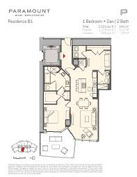 orange grove residences floor plan paramount worldcenter paramount world center condos miami