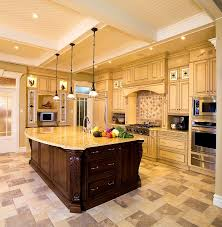 innovative kitchen overhead lighting in interior decor ideas with