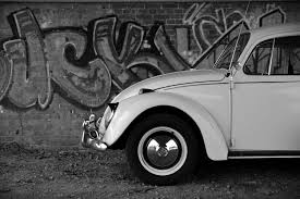 black volkswagen beetle free images black and white wheel graffiti vintage car sedan