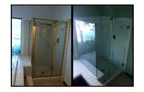 Framed Vs Frameless Shower Door Bathroom Inspiring Frameless Shower Doors For Bathroom Ideas