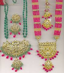 the rich indian heritage jewellery