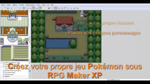 Design Your Own House Game by Tutorial Announcement Create Your Own Pokemon Game Youtube