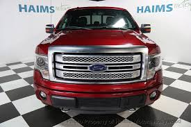 ford platinum 2013 used ford f 150 4wd supercrew 145 platinum at haims motors