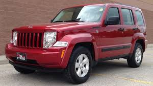 red jeep liberty 2010 2010 jeep liberty sport 4wd from ride time in winnipeg mb youtube
