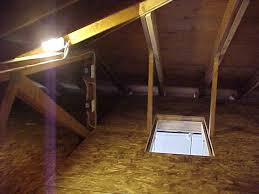 garage attic remodel
