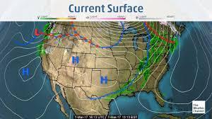 Hummingbird Map Weather And Songbird Migration News Journey North News