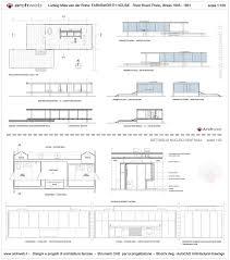 house drawings plans best 25 farnsworth house plan ideas on farnsworth