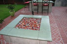 fire pit made of bricks concrete fire pits decorative concrete fire pits fire pit