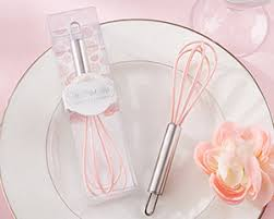 bridal shower favor pink kitchen whisk bridal shower favor by kate aspen