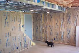 Proper Way To Insulate Basement Walls by Insulation 2 Jpg