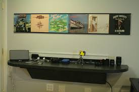 photo albums cheap easy diy wall treatment using record albums horizon shutters