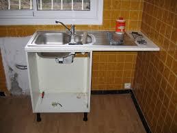 meuble de cuisine evier evier cuisine a poser sur meuble img 7113 medium lzzy co