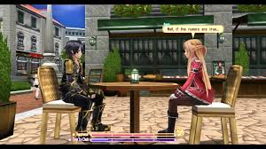 review sword art online re hollow fragment ps4 playstation