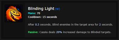Comes The Blind Fury Ten Ton Hammer Heroes Of The Storm Cassia Build Guide