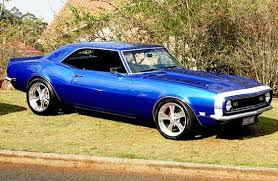 blue 68 camaro 1968 chevrolet camaro ss cars camaro ss