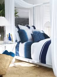 Ralph Lauren Sheet Set Ralph Lauren Indigo Bedding Splendid Habitat Interior Design