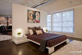 Partition In Home Design by Lovely Bed In Living Room Ideas In Home Decoration Ideas Designing