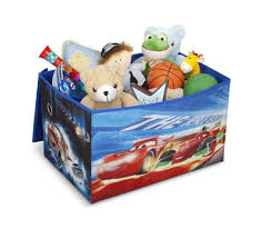 Best Toy Organizer by Delta Disney Cars Fabric Toy Box Tb84834cr