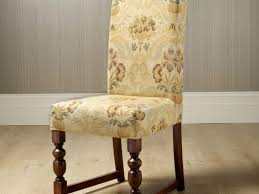 chairs 54 queen anne arm chairs upholstered with neutral