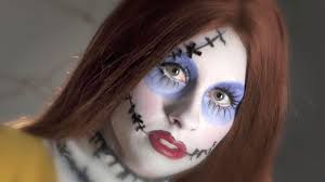 creepy rag doll makeup tutorial mugeek vidalondon