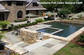 Natural Stone Patio Ideas Bluestone Patio Ideas And Designs By Dynasty 401 438 7665