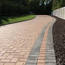 Lowes Brick Pavers Prices by Ideas Lowes Edging Round Stepping Stones Driveway Pavers Lowes