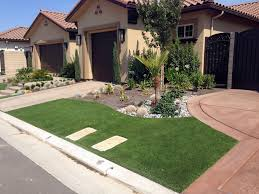 synthetic turf fresno texas landscape photos front yard