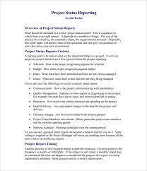 testing weekly status report template weekly status report template 21 free word documents